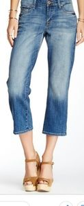 Lucky Brand Cropped Jeans Size 2/26